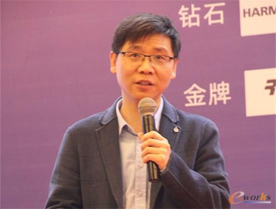 瀚川智能产品运营总监盛敏庆