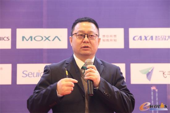 Moxa资深通信技术专家荣海生