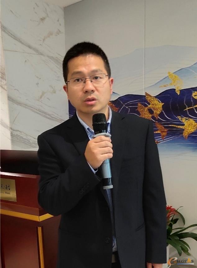 南京强思数字化工厂项目实施专家 王文涛