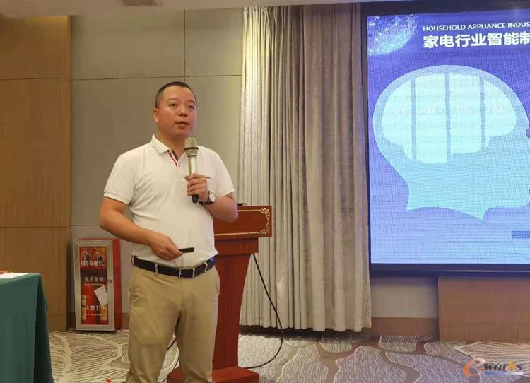 广东鑫光智能系统有限公司总经理唐小松