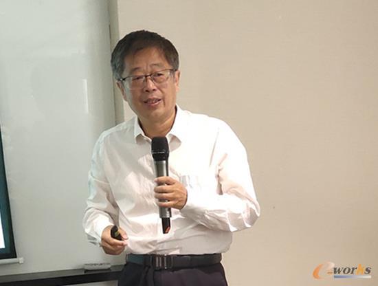 APSS高级计划与排程研究协会会长蔡颖