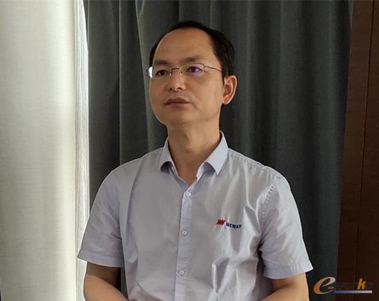 苏州纽威阀门股份有限公司信息管理部高级工程师林水荣