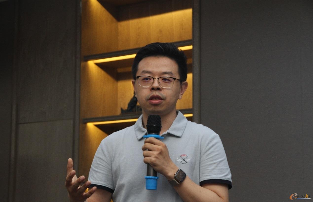 Unity工业解决方案高级技术顾问何秋海