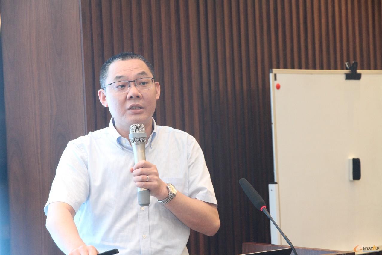南京国睿信维软件有限公司技术总监/专家陆舟