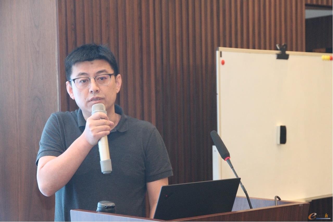 安托集团售前咨询总监王庆富
