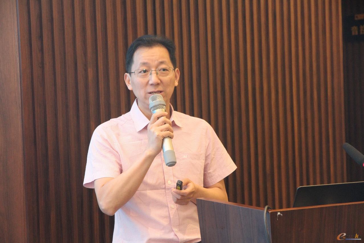 西门子数字化工业软件公司MFE(制造工程)技术总监邹明政