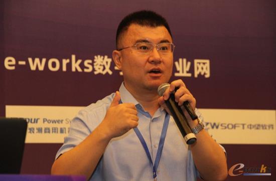浪潮商用机器资深IT架构师杨加军