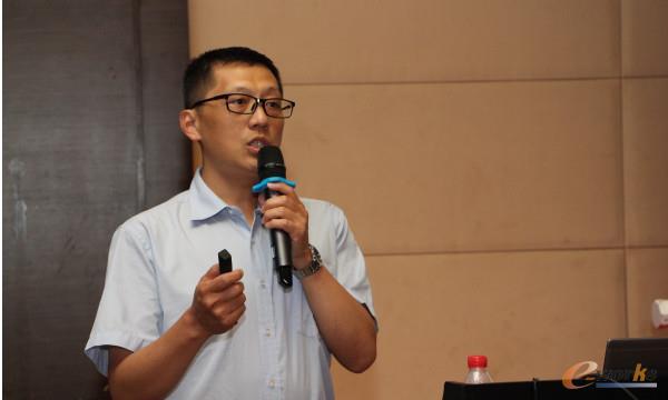 西门子数字化工业软件制造工程(MFE)高级技术顾问汪锐