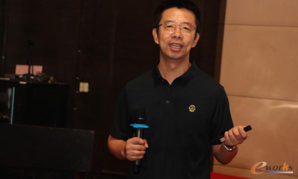 智能制造专家、跃顺管理咨询CEO王玮