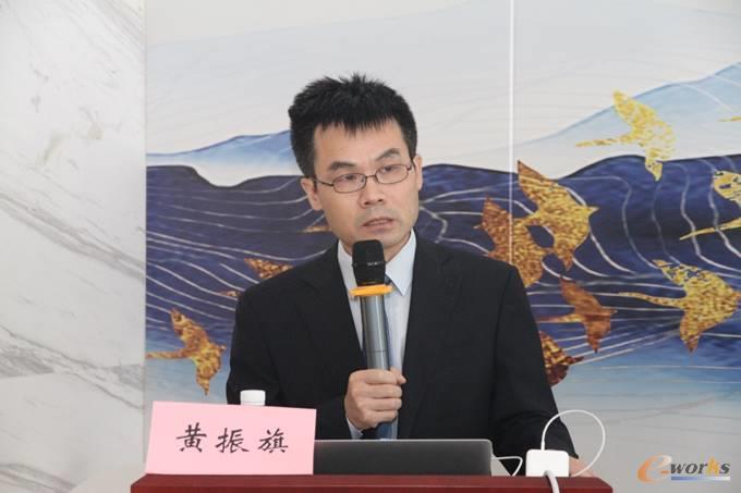 BOM实战专家、甘棠软件合伙人黄振旗