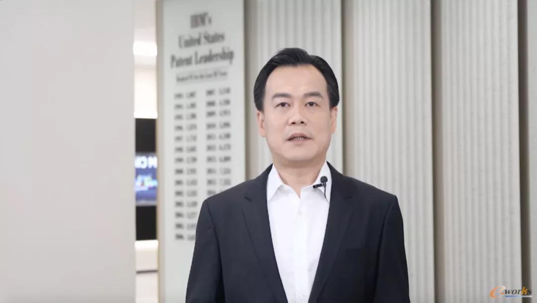 ???????IBM企业咨询服务部大中华区合伙人金融核心锐变服务总经理马勇