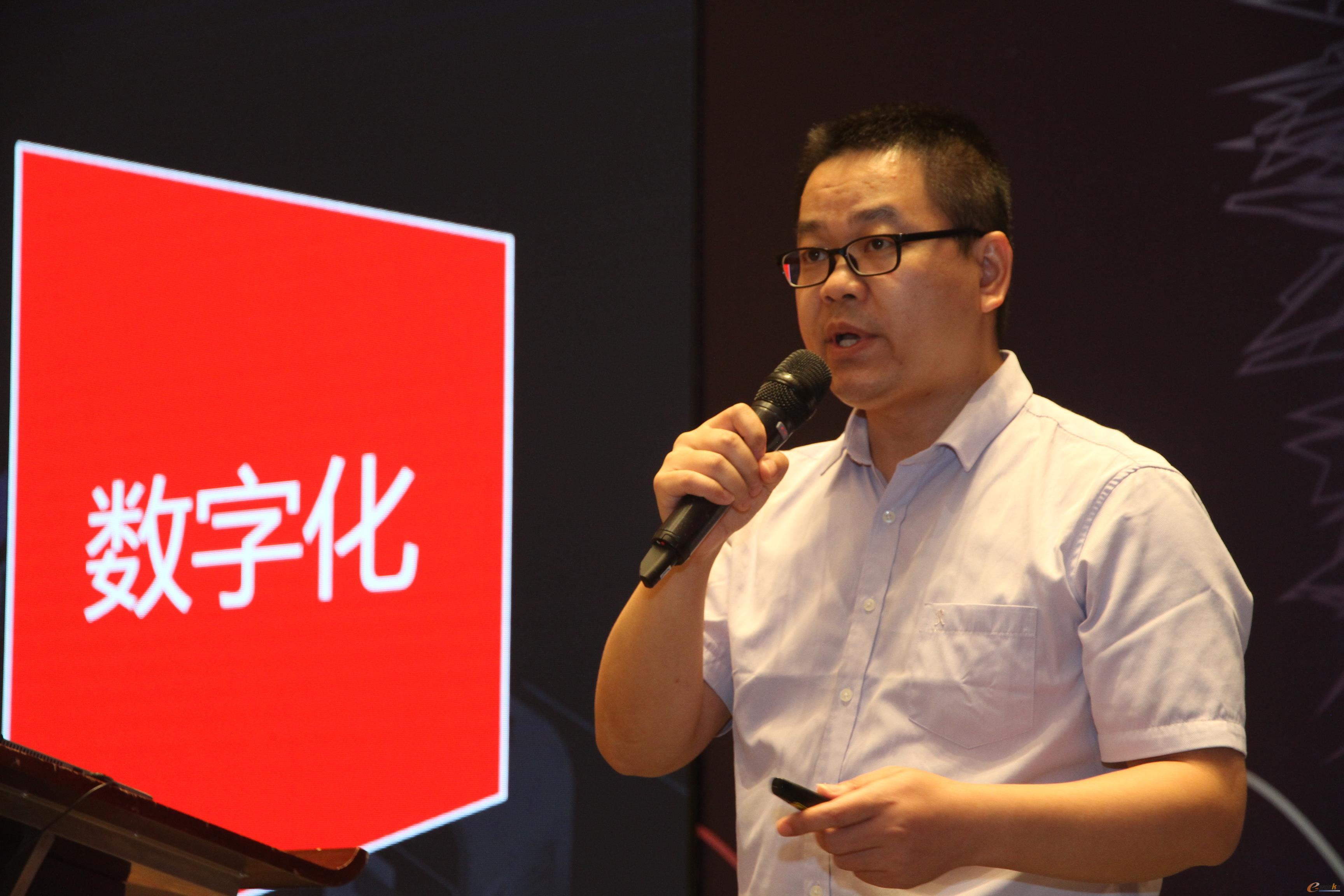 深科特MES首席咨询顾问唐添娇