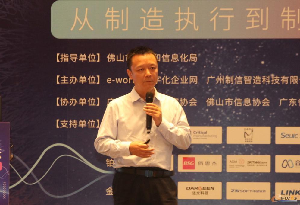 华磊迅拓创始人、总经理、产品总架构师黄睿