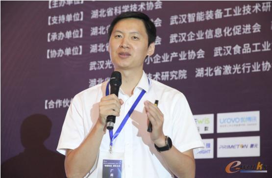 摩尔元数(厦门)科技有限公司营销中心总经理张建华