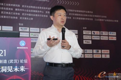 联宝(合肥)电子科技有限公司战略项目与数字化转型总监周睿