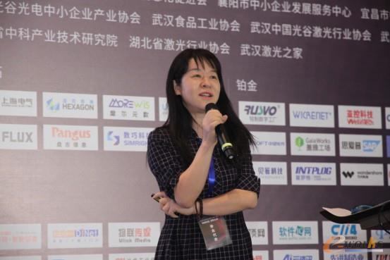 东风商用车有限公司制造技术发展部首席工程师杨京鸿