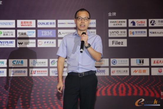 武汉天马微电子有限公司CIM部总监张斌
