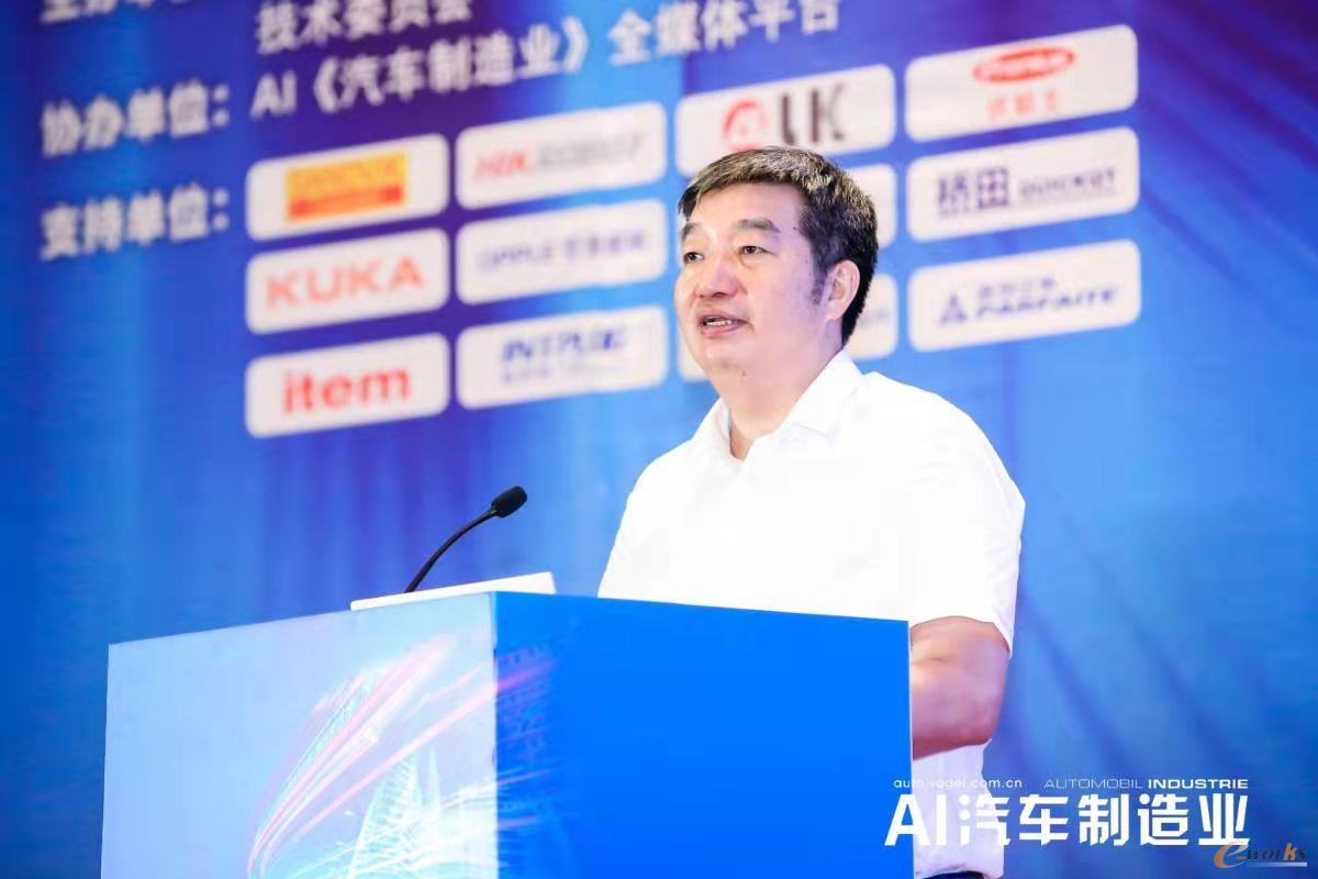 东风汽车集团有限公司副总工程师刘国元先生