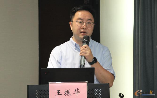 图4 罗克韦尔MES/IIOT业务发展主管王振华