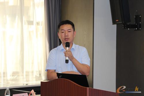 武汉开目信息技术有限责任公司3DCAPP事业部总经理徐济友