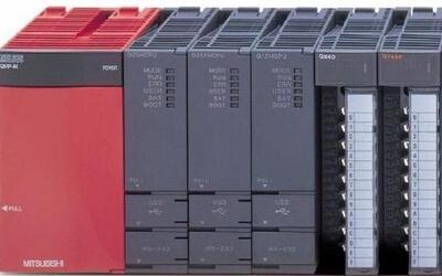 三菱q plc在纤维后处理中的应用