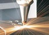 激光加工结合自组装制备铝合金超疏水表面
