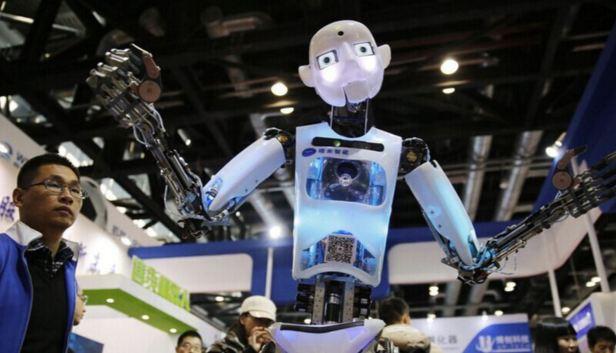 机器人产业崛起 或导致昆山6万人失业