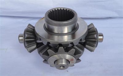 基于CATIA的轿车差速器直齿圆锥齿轮的参数化设计
