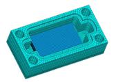 金属封装中陶瓷基板的热匹配设计优化