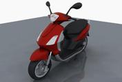 电动自行车整车造型设计