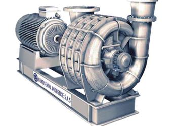 利用ANSYS集成型涡轮机械设计平台设计离心式压缩机