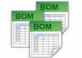 基于PDM系统的离心压缩机BOM自动管理研究