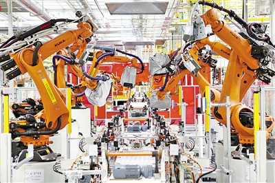 智能制造实例 全程可视化生产