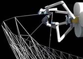卫星周边桁架式天线的动力学分析与结构参数设计(二)