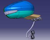 基于CATIA的乘用车外后视镜设计方法