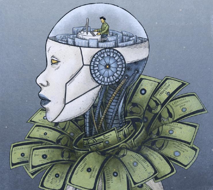 科技行业巨额薪资抢夺AI人才,初创企业难敌巨头