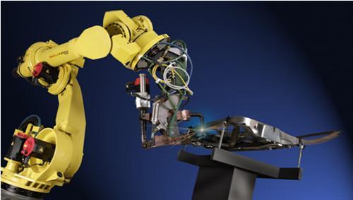 2017,奋进中的国产工业机器人产业