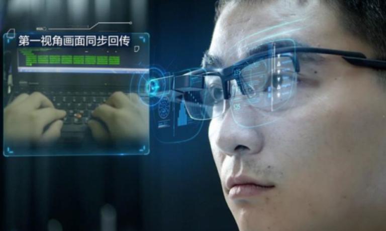 亮亮视野重新定义AR眼镜