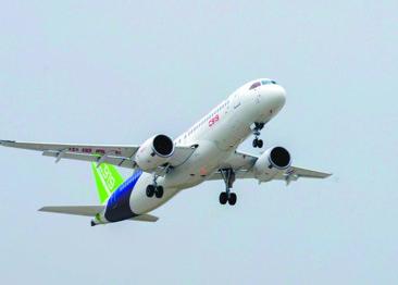 国产客机,带动航空制造产业链蓬勃发展
