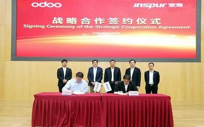 浪潮与Odoo成立合资公司