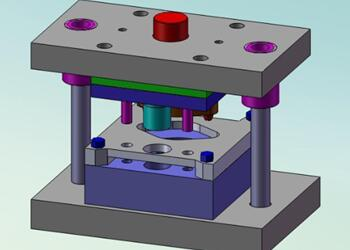 应用SolidWorks实现冲压模具三维设计