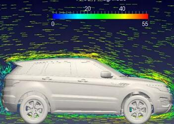 基于分子动力学方法的汽车气动噪声仿真