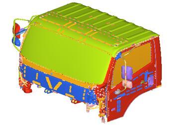 基于LMS Virtual.Lab的某轻型卡车转向系统传递函数分析