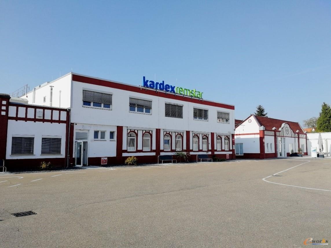探秘全球知名物流装备企业Kardex Remstar