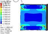 基于OptiStruct的挖掘机液压油箱结构分析
