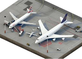 仿真技术在飞机设计中的应用