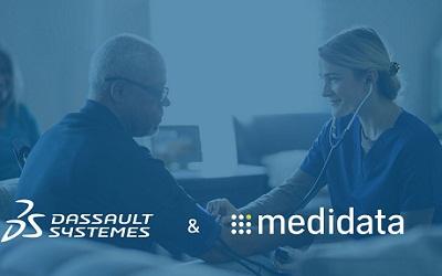 达索系统58亿美元收购Medidata