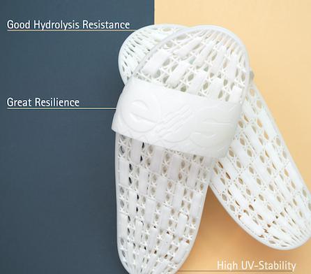 EOS推出用于批量化3D打印的新型柔性高分子材料