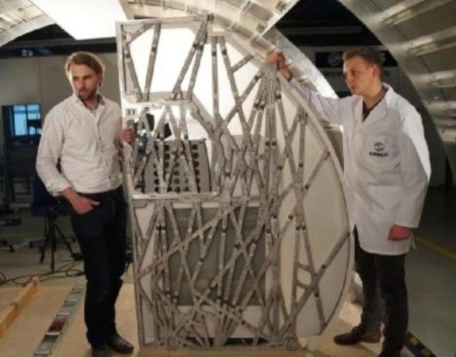 欧特克携空客展示衍生式设计对制造和建造带来的积极影响