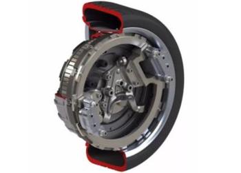 基于HyperWorks/MotionView轮毂电机驱动电动汽车的平顺性分析